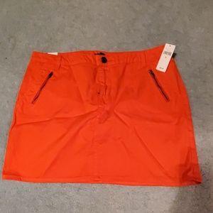 New!!! Gap skirt